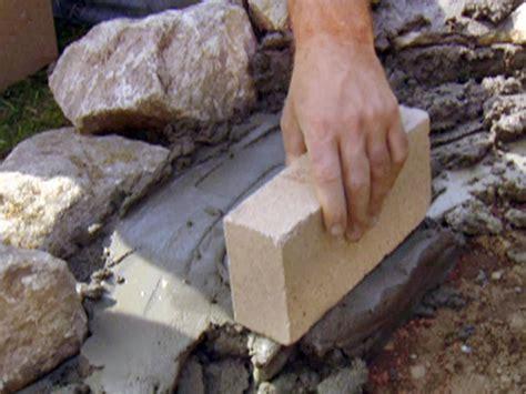 building pit mortar how to build a pit diy pit how tos diy