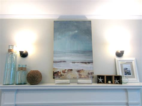 11 summer mantels decorating a mantel home stories a to z