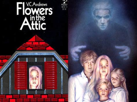 Flowers In The Attic netnet secret dungeon cemetery crab true ghost story with pic