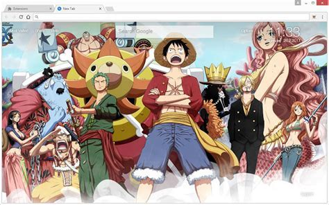 One Piece Wallpapers HD New Tab Themes 2018   Chrome Web Store