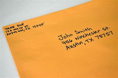 letter envelope format correct format of envelope address wedding guide how to 1759