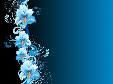 wallpaper blue flowers white background blue flower background wallpapersafari