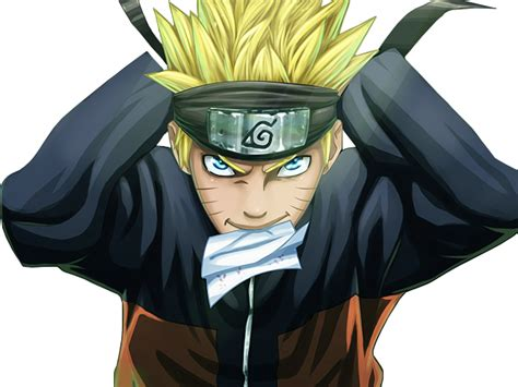 TheCreate   Criatividade Sem Limites: Renders Naruto HD