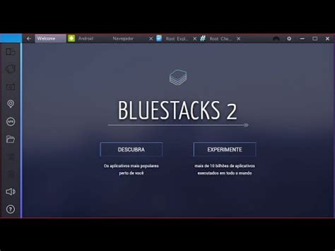bluestacks just keeps loading fazendo root no bluestacks 2 novo bluestacks youtube