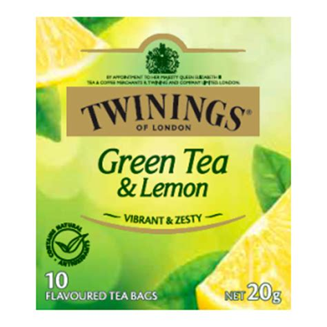 Twinings Green Tea Lemon Mint 1 Clearance Sales My Coffee Shop