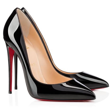 louboutin shoes christian louboutin patent leather pigalle pumps