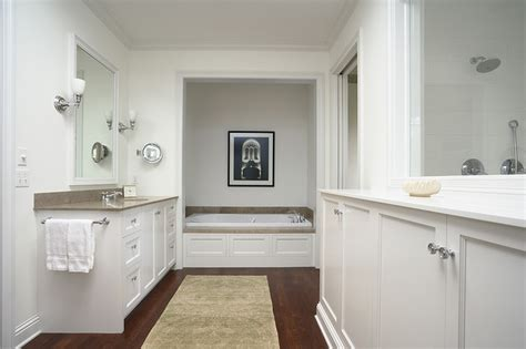 Modern Traditional Bathroom Traditional Yet Modern Master Bath Traditional Bathroom Minneapolis By Erotas Building
