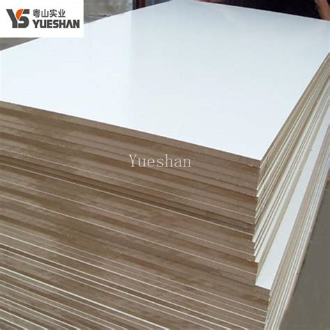 China Customized Cut To Size Mdf Board Manufacturers