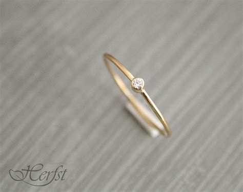 Handmade Engagement Ring - 14k solid gold ring engagement ring wedding ring