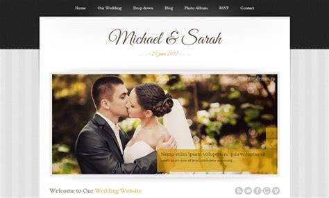 themes wordpress free wedding the best wordpress wedding themes