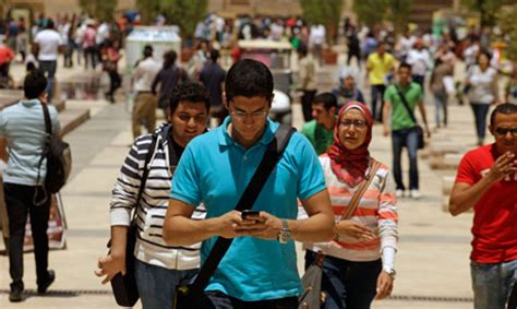 American In Cairo Mba Fees by Students At S Auc Protest Tuition Fee Increases