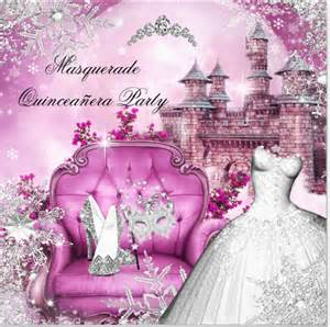 Free Quinceanera Invitations Templates by Quinceanera Invitations Templates Gangcraft Net
