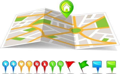 google design vector google maps pointer icon free vector download 21 390 free