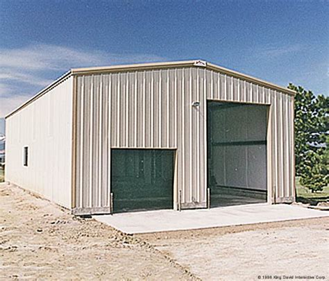 Metal Shed Construction Plans