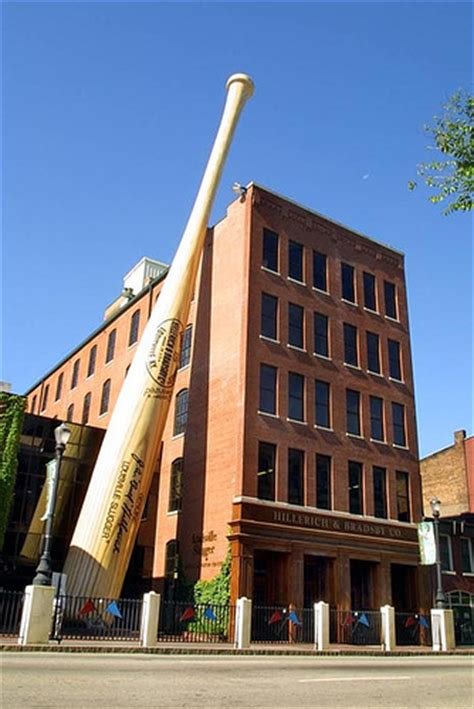 louisville slugger museum factory louisville kentucky louisville slugger museum and factory flickr photo