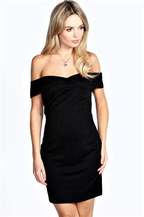 Gs Dress Offshoulder Black Floral the shoulder dresses