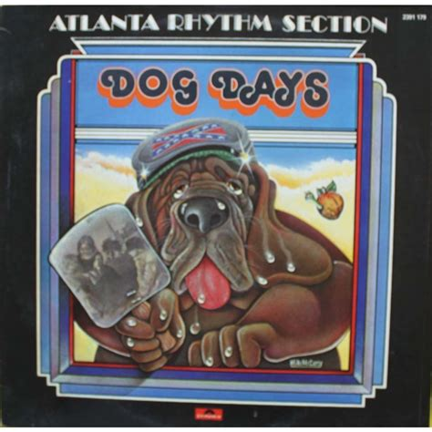atlanta rhythm section albums dog days by atlanta rhythm section lp with nyphus ref