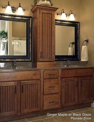 Custom Bathroom Vanities   Pease Warehouse