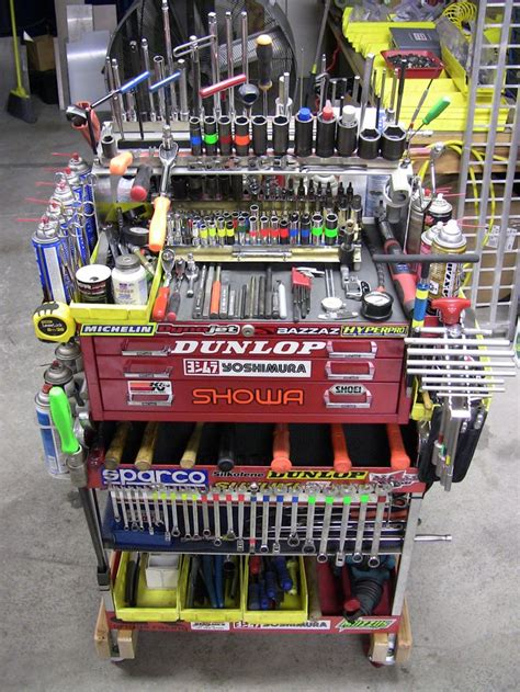 Garage Journal Tool Box Organization 25 Best Ideas About Tool Cart On Tool