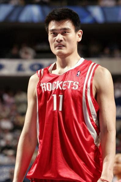 yao ming bench press houston rockets all time roster big apple