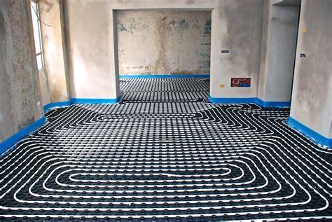 impianto pavimento impianti di riscaldamento fortuzziclimatec