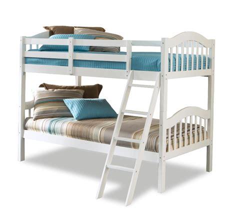 bunk beds at kmart stork craft horn bunk bed white home furniture