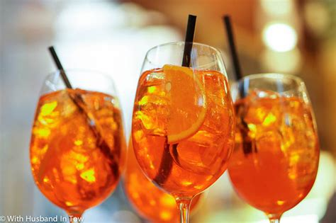 Best Color With Orange by Aperol Spritz The Italian Aperitivo Italy Food Travel Blog