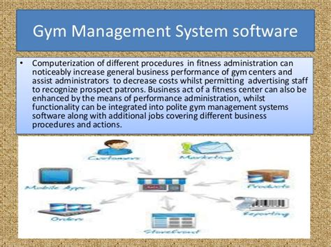 Fitness Management Software by Management Software