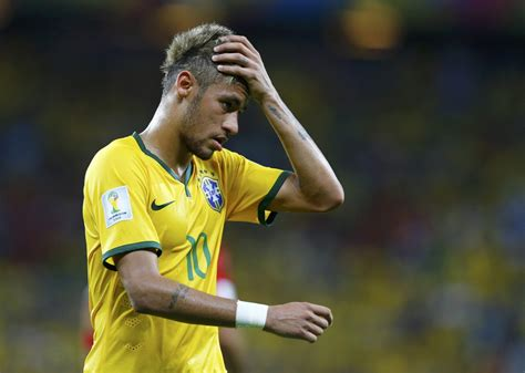 2014 World Cup Hairstyles by Neymar Fifa World Cup 2014 Hairstyle Www Pixshark