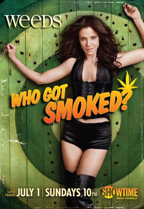 weeds season posters full holes