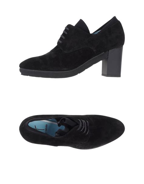 thierry rabotin shoes thierry rabotin lace up shoes in black lyst