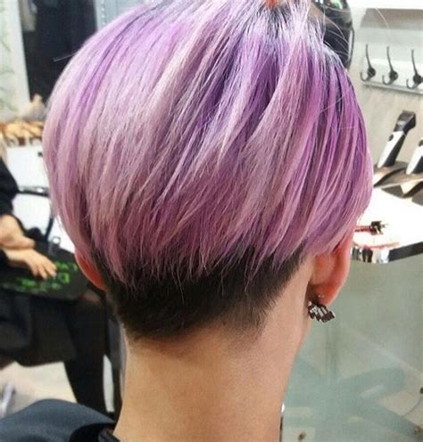 undercut haircut for thick hair 20 shorter hairstyles perfect for thick manes popular