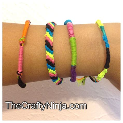 how to make friendship bracelets with how to make friendship bracelets diy the crafty