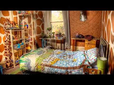 giraffe bedroom giraffe bedroom decor youtube