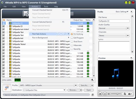 download mp3 converter windows 8 4media mp4 to mp3 converter download