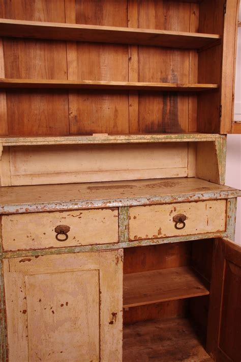 country kitchen dressers early painted pine country kitchen dresser c 1890 hobart