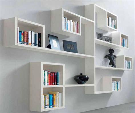 Rak Buku Dinding Handmade Harga Dan Model Lemari Rak Buku Minimalis