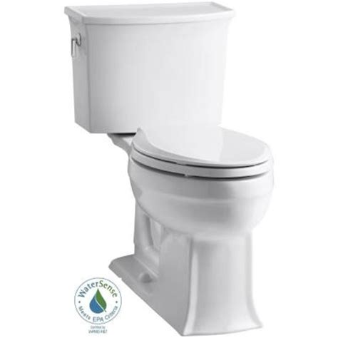 kohler archer comfort height 2 1 28 gpf elongated