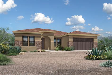Windgate Ranch Scottsdale Desert Willow Collection The Arizona House Plans For Sale