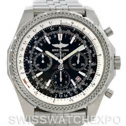 Bentley Breitling Price Breitling Bentley Motors Chronograph Mens A25362