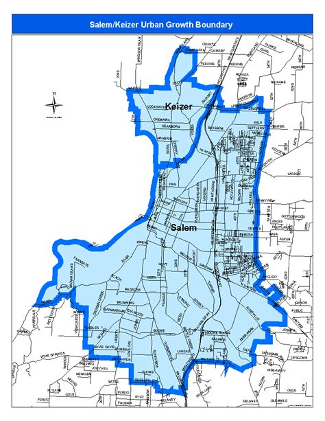 map of keizer oregon backyard burn permits