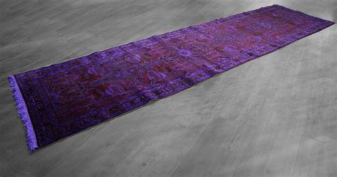 Purple Runner Rugs by White Purple Carpet Runner Tedx Decors The Colorful Of