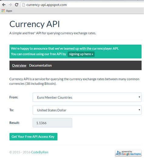 exchange workflow workflow useful rest calls get foreign currency