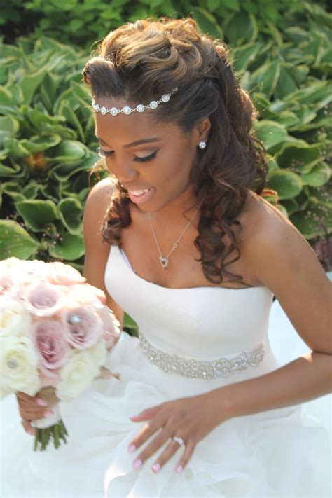 Black Wedding Hairstyles by Best 25 Black Wedding Hairstyles Ideas On
