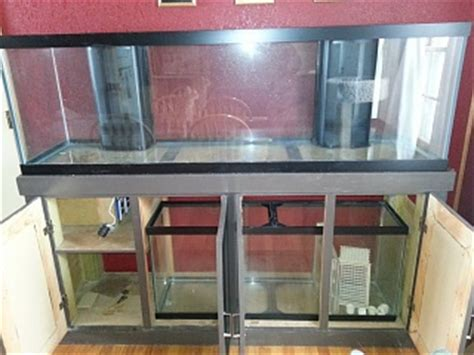 Fish Tank Plumbing Setup by Diving Into Deeper Water Need Advice For 125 Gallon And