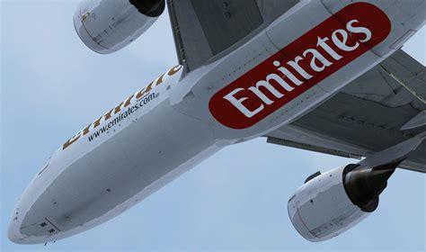emirates fleet download emirates fleet fsx p3d rikoooo