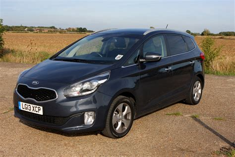 Kia Carens Parkers Kia Carens Estate Review 2013 Parkers