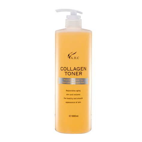 Toner Collagen a h c collagen toner 1000ml a h c skin and mist shopping sale koreadepart