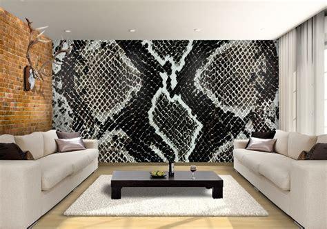 black snake custom wallpaper mural print  jw shutterstock