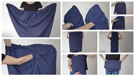 6 tricks wie du deine w 228 sche zusammenlegst - Bettdecke Zusammenlegen
